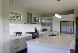 white kitchens with stainless appliances. White Modern Kitchen With Stainless Appliances Kitchens T
