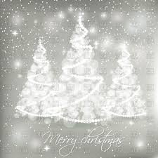 Grey Christmas Tree White Abstract Christmas Trees On Grey Background With Lights And
