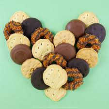Cookies By Design Plano Girl Scout Cookie Dessert Weekend At Taverna Rossa Visit Plano