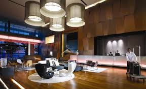 hotel lobby lighting. In Many Hotels, The Lobby Is One Of Largest Spaces To Play With, Especially If It Has High Ceilings Or Even Spans Multiple Floors. Small Lights Will Hotel Lighting Majestic