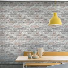 extravagant bathroom wall paper kitchen and wallpaper vinyl washable i want grandeco vintage house brick pattern