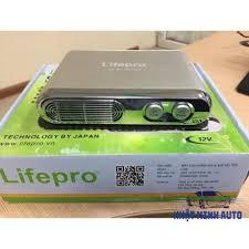Giá tốt] Máy lọc không khí và khử mùi trên ôtô Lifepro L338-OT