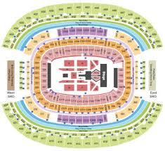 Cowboys Stadium Chart At T Stadium Tickets And At T Stadium Seating Chart Buy