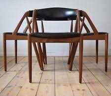 from denmark 98 06 shipping or best offer kai kristiansen 31 mid century teak dining chairs