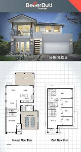 house designs and floor plans for small houses elegant two y design s story building indian