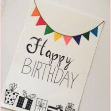 Inspirational Creative Ideas For Making Birthday Cards Resume