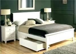 Ikea Queen Bed With Storage Bed Frame Full Bed With Storage Platform ...