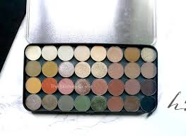 mufe empty metal palettes in um and large review
