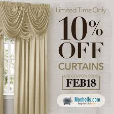 it s about time to replace those curtains and we have the perfect replacement set in stock as a gift to our customers get 10 off all curtain orders