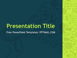 Powerpoint Designs Free Download Free Digital Marketing Powerpoint Template Pptmag