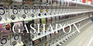 Gashapon Vending Machine Enchanting Japan's Obsession With Gashapon Vending Machines Pint Size Gourmets