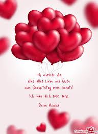 Geburtstag Bilder Für Mein Schatz Die Schönsten Liebeserklärungen