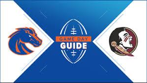 GAME DAY GUIDE: Boise State vs. Florida State | ktvb.com