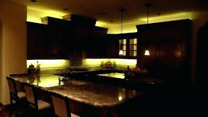 kitchen cabinet led light under fixtures lighting blue for cabinets73 under