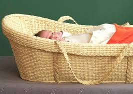 badger moses basket the solid wood frame with a dark cherry finish makes the bassinet to badger moses basket tadpoles cotton cable knit basket set