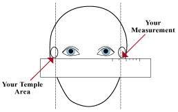 Specs Frame Size Chart Frame Size Information Simplysafetyglasses Com