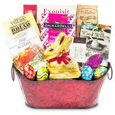 easter family gourmet basket