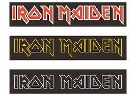 Iron Maiden Logo Vector ~ Format Cdr, Ai, Eps, Svg, PDF, PNG