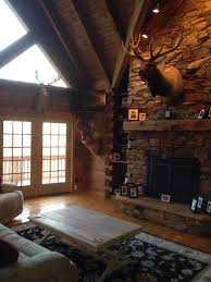 Hunting Decor For Living Room Hunting Lodge Design Pictures Remodel Decor And Ideas Love