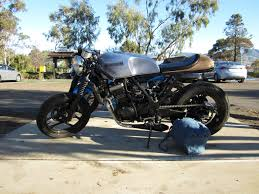has anyone seen or thought about a gw250 custom build suzuki