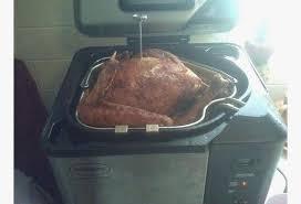 big space indoor turkey fryer
