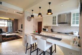 manificent decoration living room and kitchen design for small spaces combined kitchen with living room design ideas gosiadesigncom