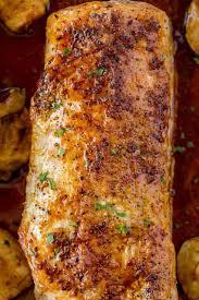 ultimate garlic pork loin roast