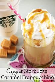 starbucks caramel frappuccino recipe. Fine Caramel Enjoy A Caramel Frappuccino At Home With This Copycat Starbucks Recipe For Caramel Frappuccino Recipe N