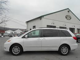 2008 Used Toyota Sienna ALL WHEEL DRIVE LIMITED WITH NAVIGATION at ...