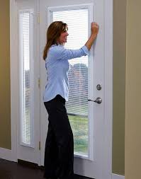 exterior door glass inserts with blinds. add-on blinds for doors exterior door glass inserts with e