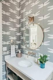 A Stunning Salt Lake City Home Tour Classicmodernremodel Powder Interesting Bathroom Remodeling Salt Lake City Decor