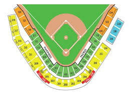 Mariners Seating Chart Prices Mariners Padres Seating Chart For Peoria Spring Ball