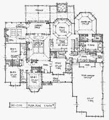 one story house plans with 2 master suites lovely e story house plans two master bedrooms