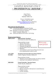 Executive Security Guard Sample Resume Executive Security Guard Cover Letter Mitocadorcoreano Com 7