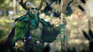 dota 2 nature s prophet youtube