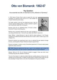 otto von bismarck facts information worksheet as a resource otto von bismarck background information worksheet