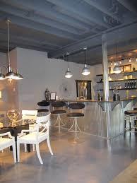 Amazing Unfinished Basement Ideas You Should Try Basements - Painted basement ceiling ideas