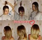 Как красить кончики волосы в домашних условиях