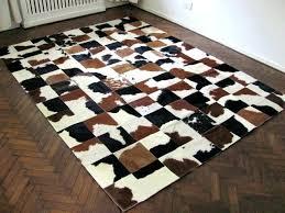 cowhide patchwork rug cowhide patchwork rug cowhide patchwork rugs australia
