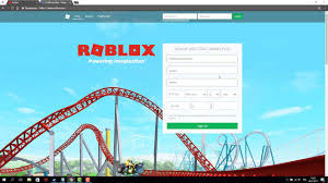 Roblox Create How To Create New Account On Roblox 2017 Tutorial