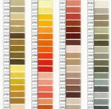 Dmc Colour Chart Download Dmc Retors Mat Color Chart Dmc Tapestry Retors Color Card