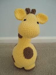 Crochet Giraffe Pattern Beauteous Gigi Giraf Pattern By Marike Van Loo Amigurumi Crochet