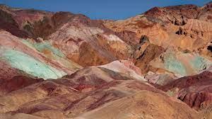Death Valley California : der heißeste ...