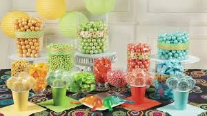 Candy Buffet Ideas Youtube