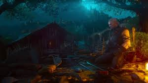 animated wallpaper witcher