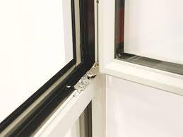 kawneer invi hinge and locking hardware