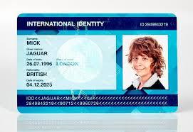 بطاقات الانترنت هوية معرف وسريع خدمة الدولة Make ᐅ مخصص صانع - الجدة Make id