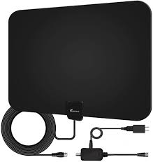 Flow Plus 60 Mile Range Designer Indoor Amplified Hdtv Antenna Indoor Hd Tv Antenna 2019 Upgraded Digital Amplified 60 90 Mile Range Hdtv Antenna 4k Hd Vhf Uhf Freeview Television Local Channels Detachable Signal