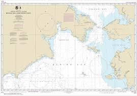 Noaa Chart Bering Sea Northern Part 514