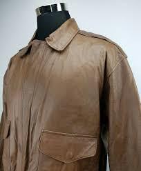 details about comint er flight riding leather jacket men s size medium